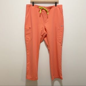 Figs Cargo Scrub Pants Size Extra Large